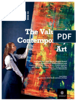 PARSE Journal Issue 2 the Value of Contemporary Art