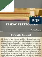 Diseño Curricular - Psicopedagogía