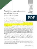 Contra a canonização da democracia - João Quartim de Moraes.pdf