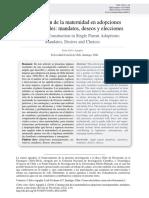 Construcción de la maternidad en adopciones monoparentales.pdf