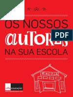 Autores Na Escola