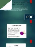 CENTROS DE CORTANTES DE SECCIONES ABIERTAS DE PARED.pptx