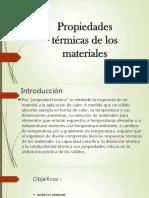trabajo propiedades termicas de los materiales.pptx