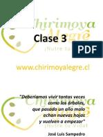 Clase 3 Alimentación Viva 2017