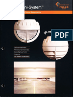 Kim Lighting PGL2 & 3 Omni-System Brochure 1995