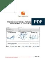 Petar Cerro Verde