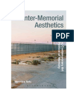 Counter-Memorial Aesthetics Refugees Con