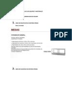 Fichas Tecnicas de Los Equipos y Materiales Para Enviar