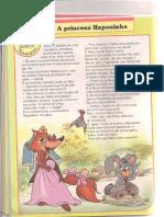 11º Dia a Princesa Raposinha