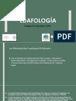 Edafología, Delegacion Iztapalapa