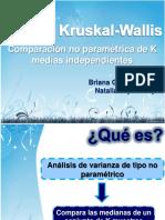 Kruskal Wallis