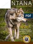 2017 Montana Gray Wolf Program Annual Report