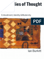 Burkitt Ian Bodies of Thought Embodiment, Identity & Modernity