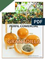 Granadilla Perfil Comercial 2015