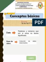 base de datos _Industrial