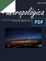 Mirada antropológica 12