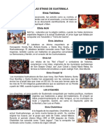 20 Etnias de Guatemala 2
