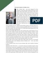 Biografi Haris Yuftikha Hani
