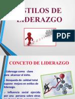 LIDERAZGO SESION 3