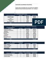 Evaluación Económica y Análisis de Sensibilidad TIR-V