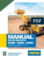 Cargador Frontal SEM 650B - 658C - 659C.pdf