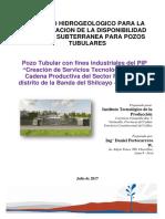 Estudio de Acreditación de disponibilidad hídrica subterránea_CITE Pesquero.pdf