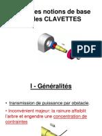 Notions de Base Sur Les CLAVETTES