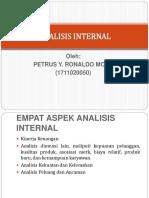 Analisis Internal