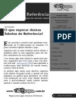 Old Dragon - Fastplay - Tabelas de Referência - Biblioteca Élfica.pdf