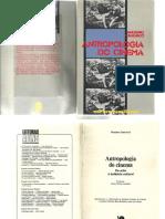 CANEVACCI, Massimo - Antropologia Do Cinema