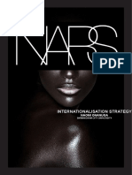 International Retailing Nars Report