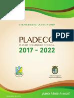 Pladeco Santa Maria 2017-2022
