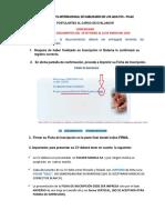 Comunicado Evaluador -Piaac 2018