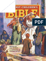 My First Childrens Bible Preview