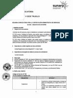 Trujillo Segunda Convocatoria CAS 04-2017-ZRNºVST - Bases
