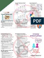 Leaflet Kespro Remaja Puskesmas Lembang