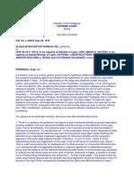 Allied Investigation Bureau, Inc. vs Ople