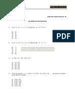 14 Ejercicios de Álgebra de Polinomios.pdf