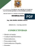 Mineralogia Semana 9A