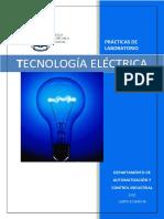 Hojas Guias Lab. Tecnología Eléctrica 2015A
