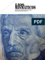 Folios Nro 84 numismática argentina