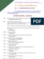 Ens LMD Master Presentation Ens 1011 S1