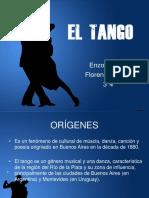 EL TANGO