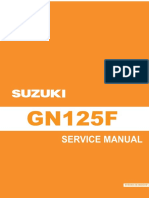 Gn 125 f Service Manual