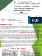Exposicion Derecho Laboralprimera Unidad 2018