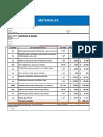 Presupuesto Angelica Arias II