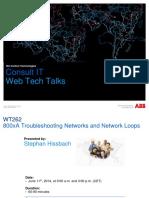 WT262 800xA Network Loops