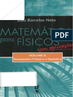 J B Barcelos - Matemática para Físicos com Aplicações Vol II %5b2011%5d%5b290pp%5d.pdf