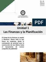 Unidad 1 Finanzas