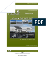 Cls Boeing 747 Operations Manual